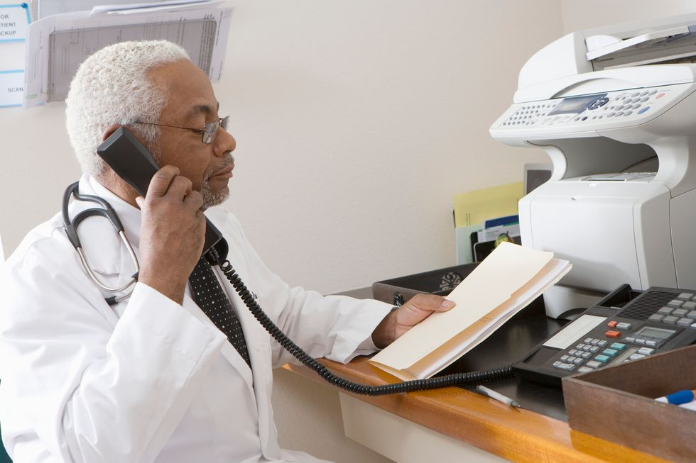 Medical Science Is Advancing Faster Than Ever. So Why Do We Still Fax Our Health Records?