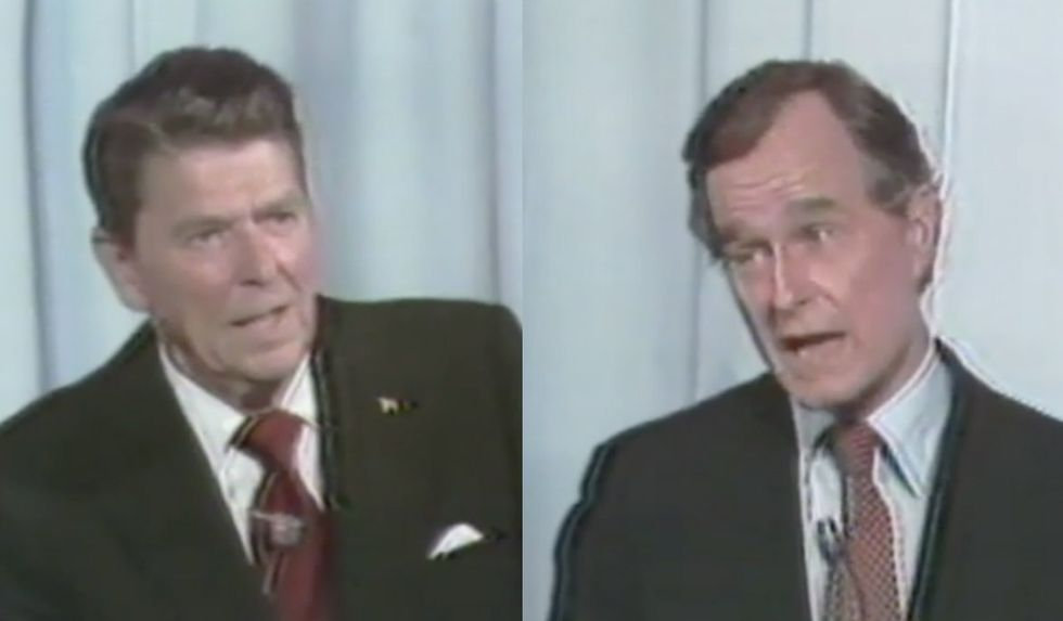 1980 Republican Debate About Immigration Looks Like Lefty Liberals Arguing