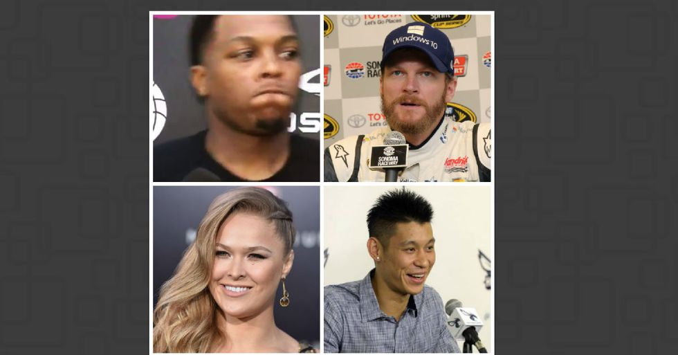 Athletes From Around The World Speak Out Against The New Travel Ban
