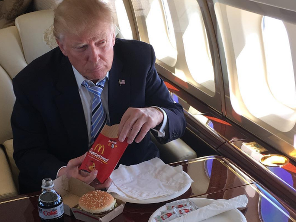 An Overview Of Trump's Relationship To DietAnd Food Policy