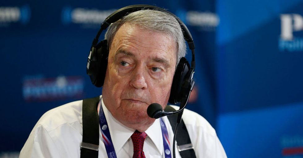 Dan Rather, In An Effort To Improve Journalistic Standards On Social Media, Has Started A New Enterprise