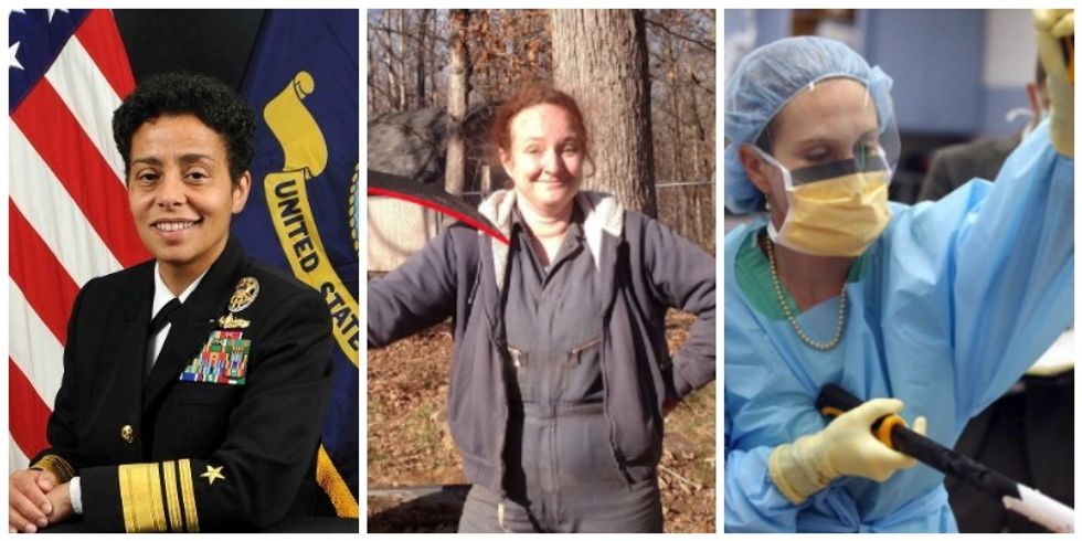 Thousands Of Women Show Trump What #DressLikeAWoman Really Means