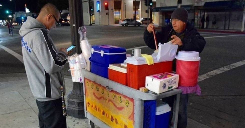 L.A. City Council Moves To Legalize Street Food
