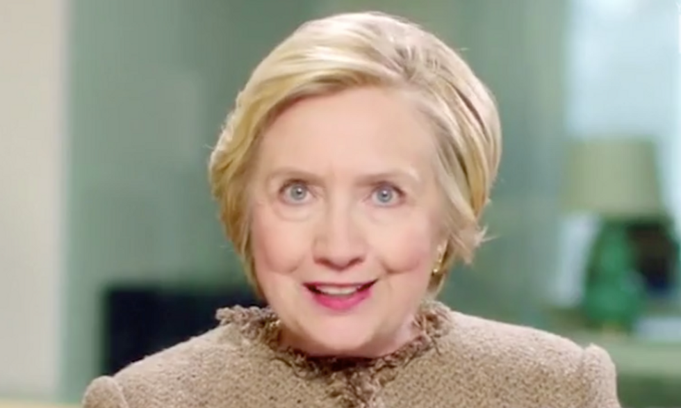 """Hillary Clinton Releases Video Statement, Declares """"Future Is Still Female"""""""