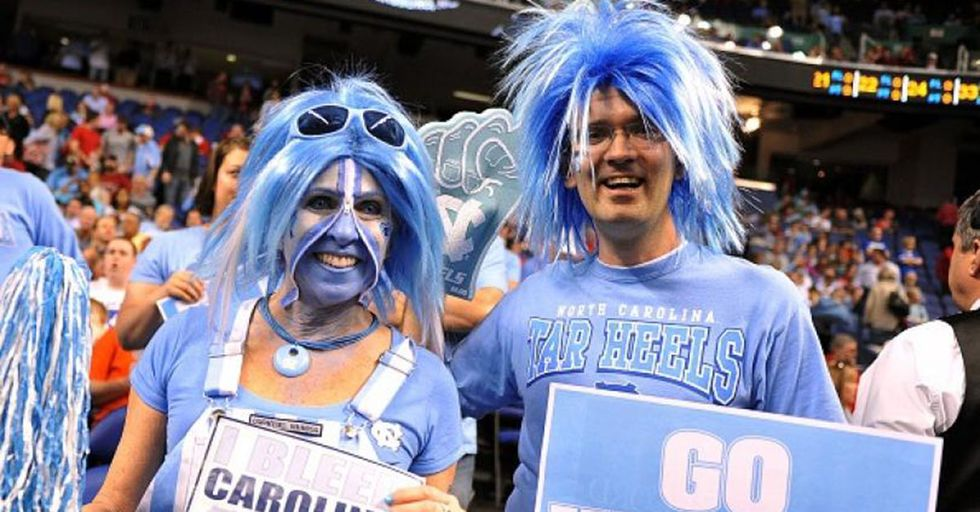 If North Carolina Doesn't Repeal Its 'Bathroom Bill', The NCAA Will Deny The State March Madness Games