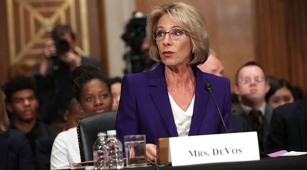 Betsy DeVos Confirmed As Education Secretary In Historic Vote