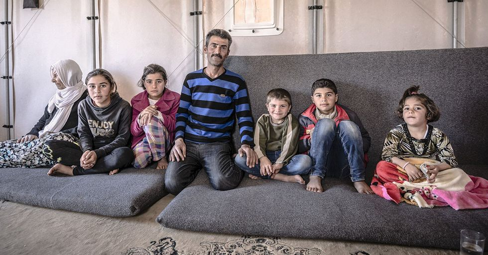 Ikea Announces Plan To Employ Jordan's Syrian Refugees For A Limited Run Of Textiles And Rugs