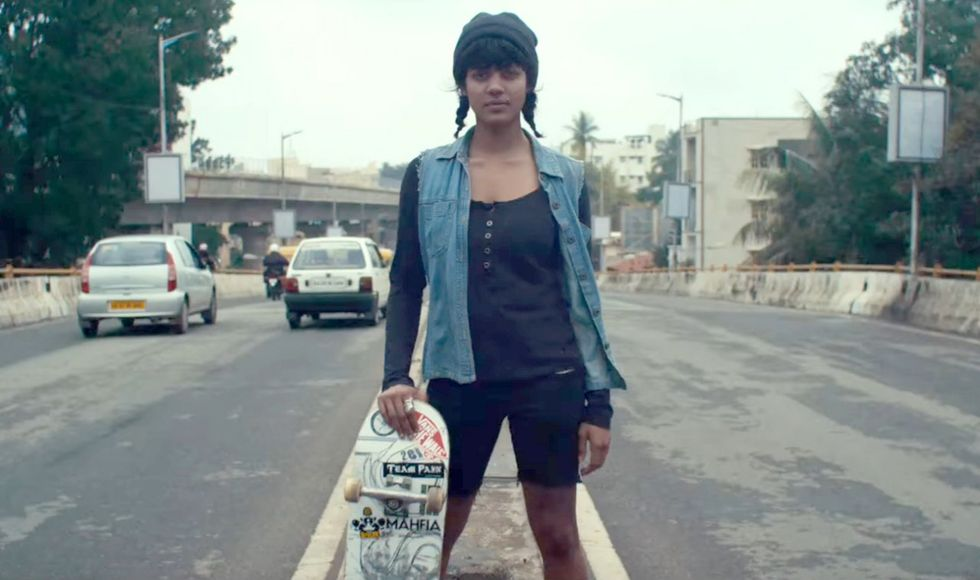 Stop What You're Doing And Watch This Epic Girls Skateboarding Video