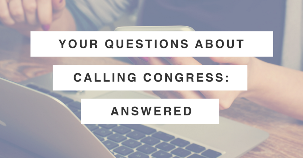 8 Ways To Get Your Message To Congress—That Really Work