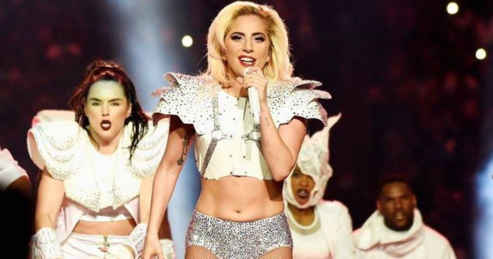 Lady Gaga Shuts Down Body-Shamers After Her Triumphant Super Bowl Performance