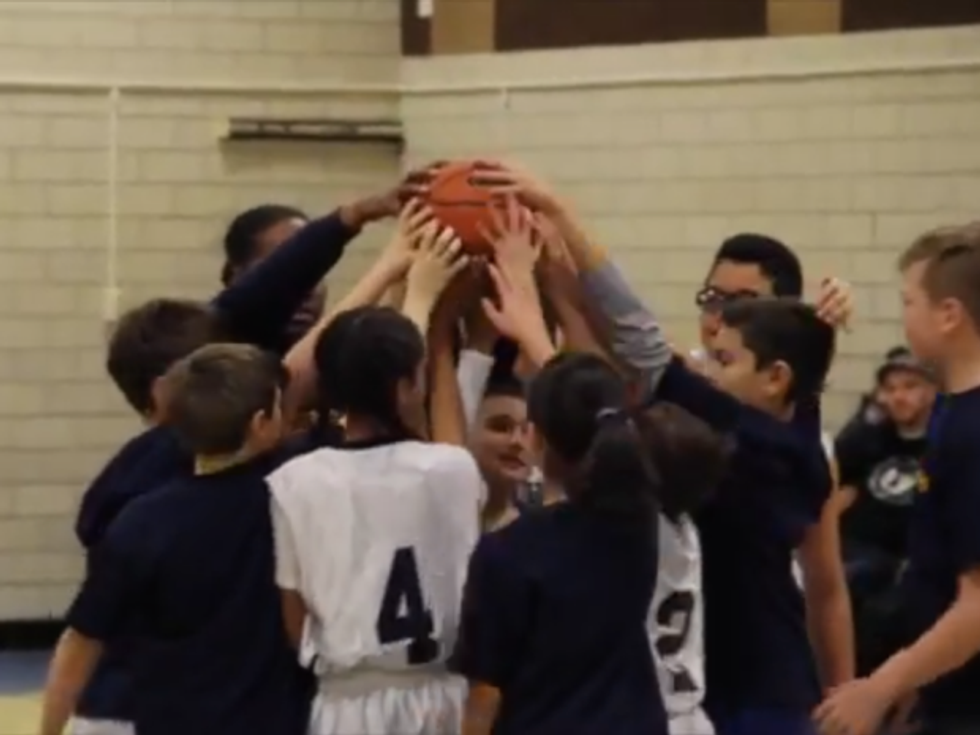 A Boys Basketball Team Fights To Let Girls Play