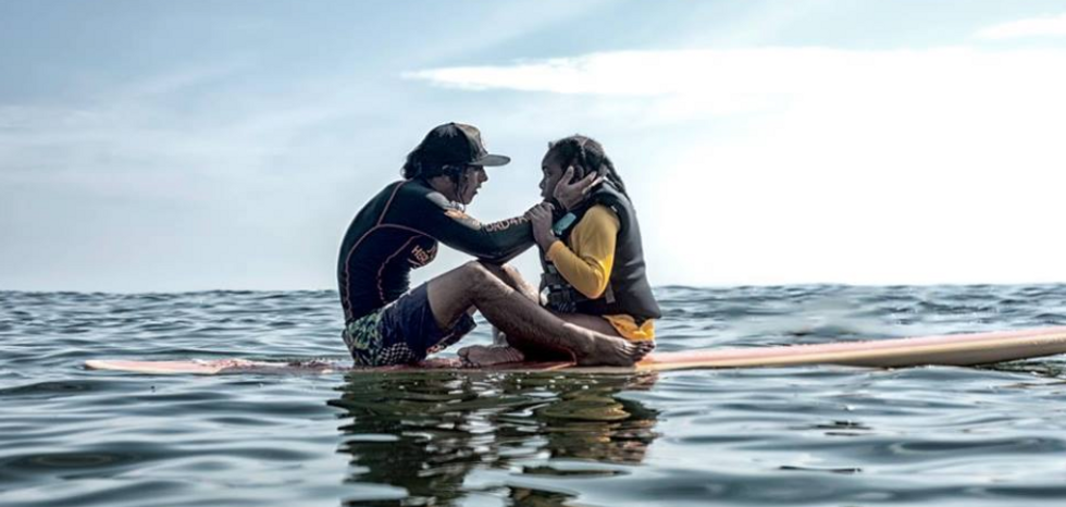 How A New Style Of Surfing Relieves Anxiety In Young People