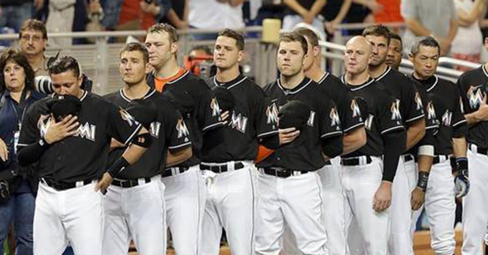 Beards And Mustaches Prevail After Miami Marlins Lift Facial Hair Ban