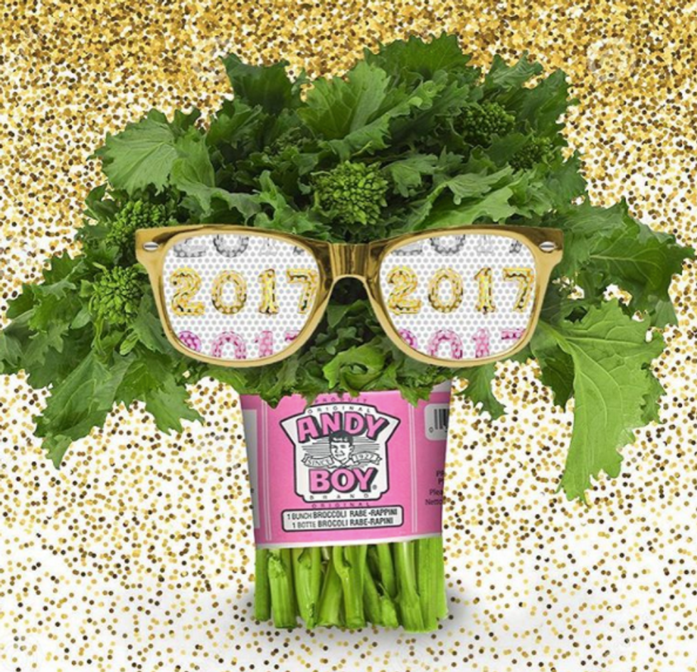 One Company's Attempts to Make Broccoli Rabe Cool