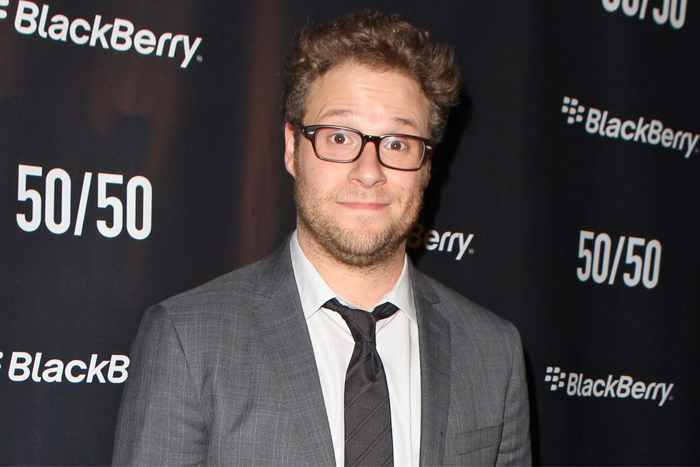 When Seth Rogen Realized Donald Trump Jr. Followed Him On Twitter, He Seized The Opportunity