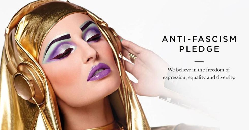 Illamasqua Asks Trump Supporters Not To Buy Its Products
