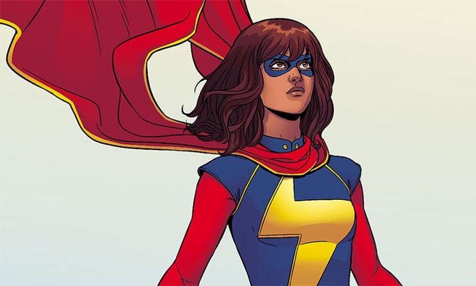 Why America Needs Marvel Superhero Kamala Khan