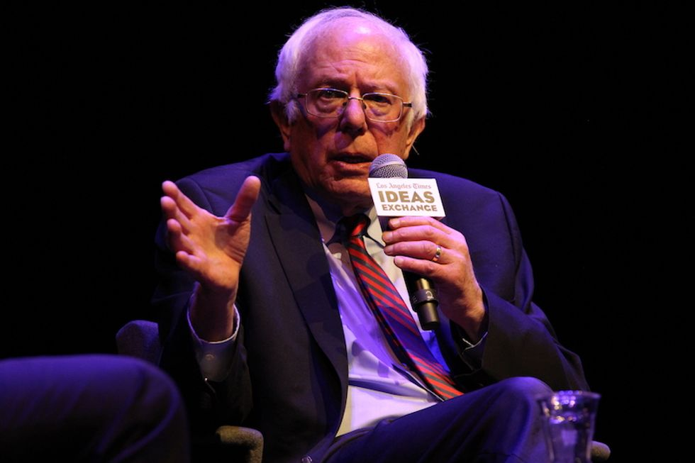 Bernie Sanders' 3-Point Plan To Move Forward