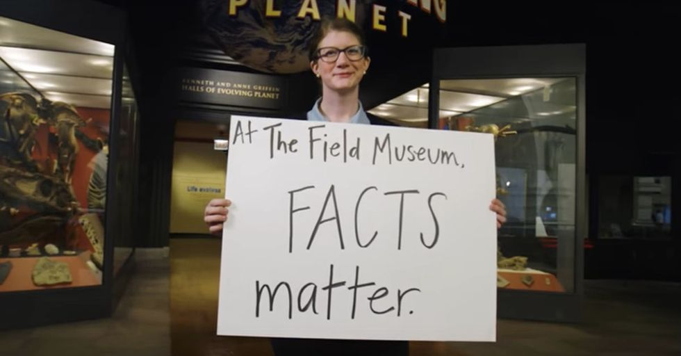 This Museum Is Fighting Back Against Science's Detractor With 'Facts Matter'