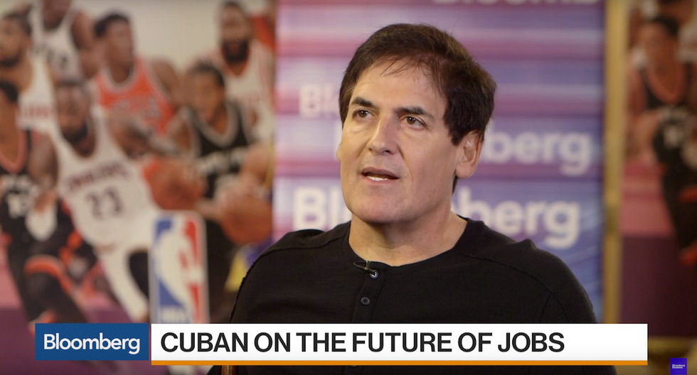 Mark Cuban Says This Will Be The Most In-Demand Job Skill In The Next Decade