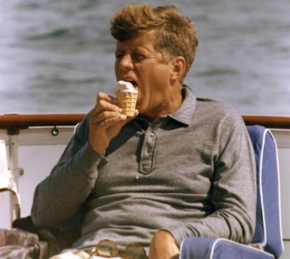 6 Presidents Who Were Secret Foodies