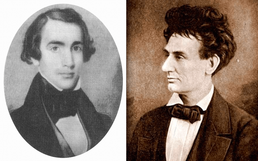 How Abraham Lincoln's Bromance Altered The Course Of American History