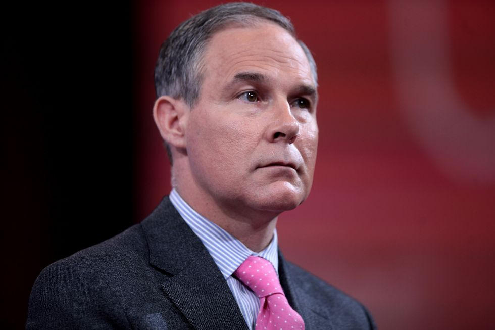 Almost 10,000 Emails From Scott Pruitt Just Went Public. Here Are The Most Unnerving