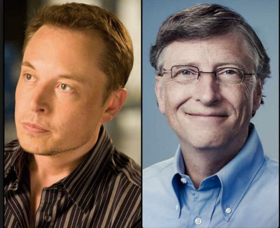 Elon Musk And Bill Gates Are Really Worried About Your Job