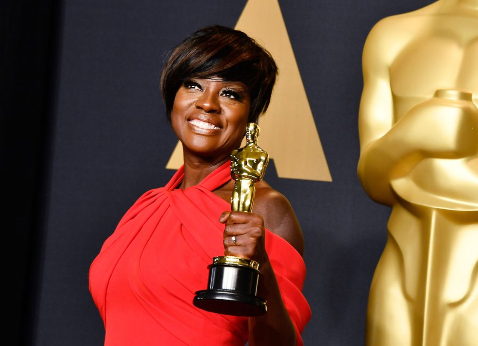 After Making History, Viola Davis Gave A Powerful Oscars Speech That Left Pretty Much Everyone In Tears