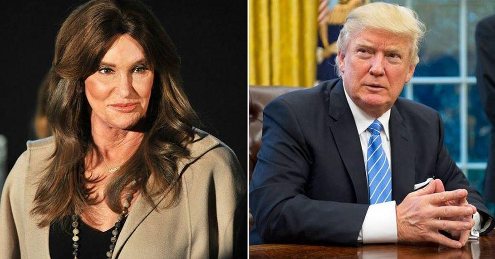 Caitlyn Jenner Criticizes President Trump's Transgender Bathroom Order