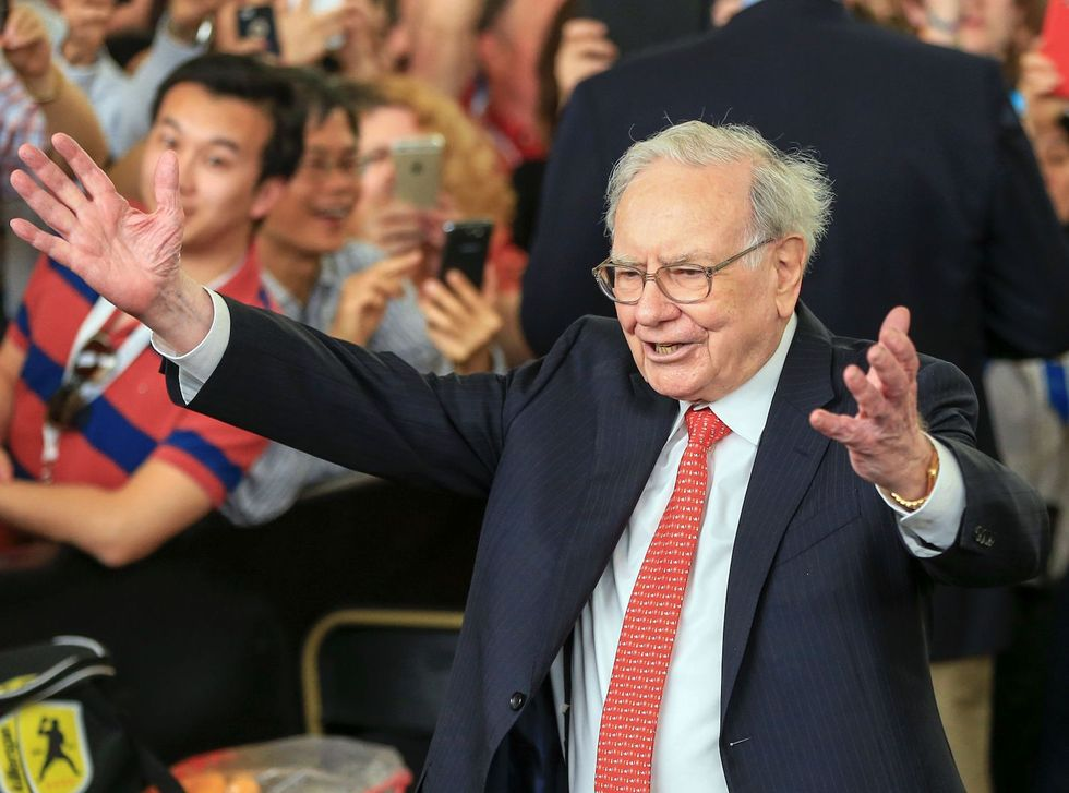 Warren Buffett Just Taught The President A Lesson About America's Immigrants