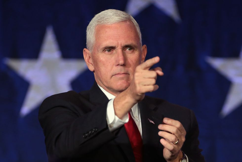 Mike Pence's Old Tweet About Hillary Clinton Is Coming Back To Haunt Him