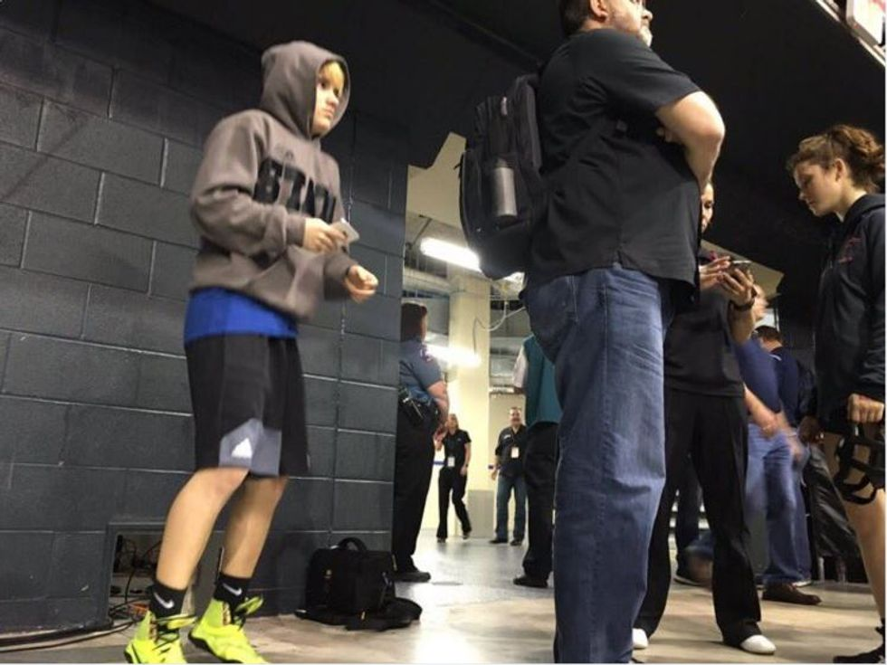 Texas Sportscaster Takes Down Treatment Of Transgender High School Wrestler
