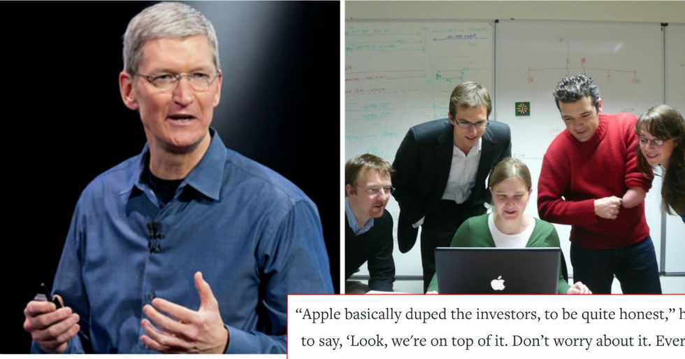 Apple Shareholders Rejected Proposal To Improve Company's Diversity Issue