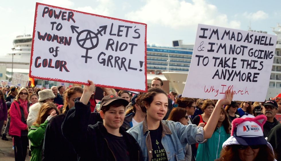 Here's How You Can Realistically Participate In The 'Day Without A Woman' Strike