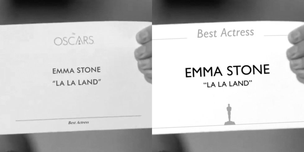 The Oscars Showed Us Why Typography Matters