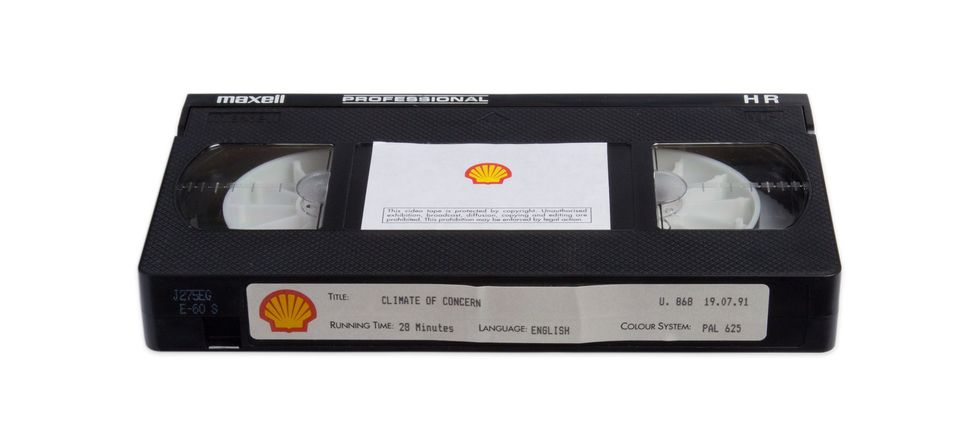 The VHS Tape That Could Have Slowed Climate Change