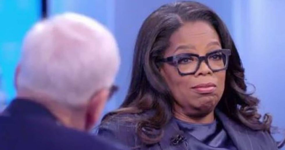 Trump's Election Made Oprah Winfrey Consider Entering Politics