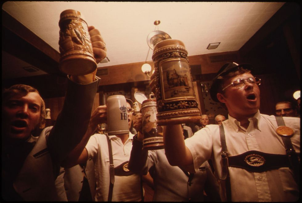 Debating The Virtues (Or Failings) Of German Style Beer