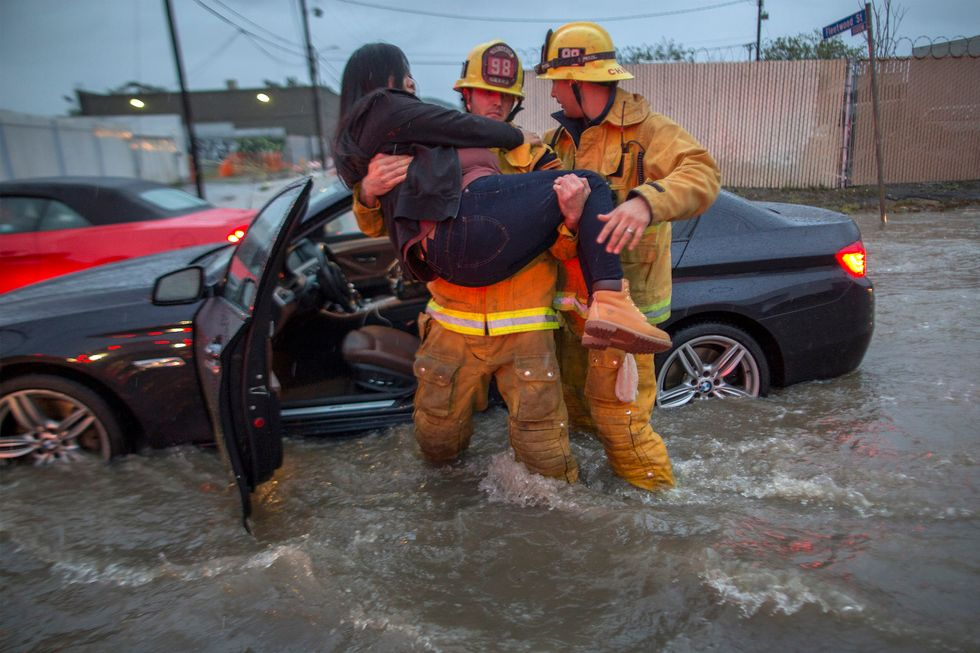 There's Water, Water Everywhere In California. So Why Isn't The DroughtOver?