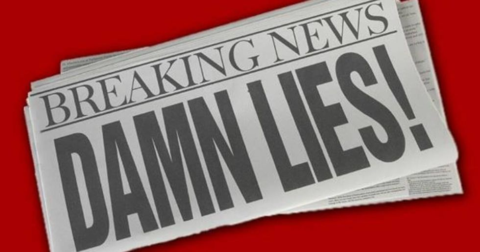 Prankster Creates Fake News Website And Fools Trump Supporters
