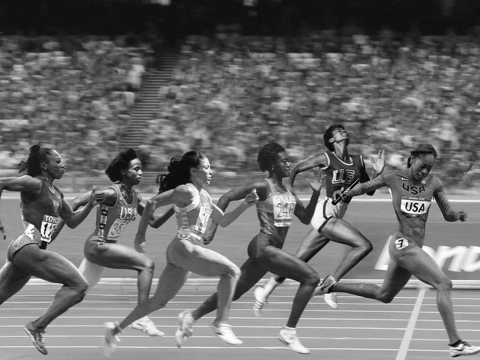 Athletes Share Words Of Inspiration On International Women's Day