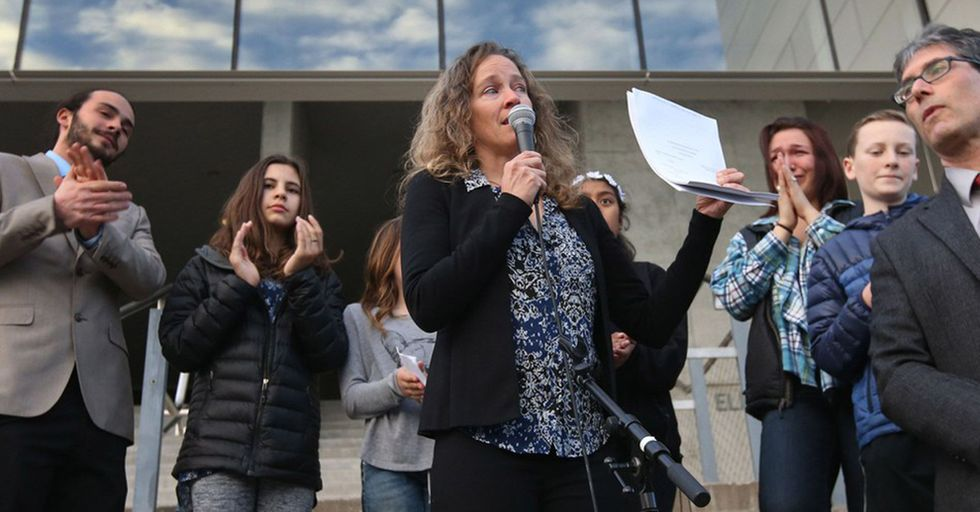 21 Children Are Suing The Trump Administration For Failing To Address Climate Change