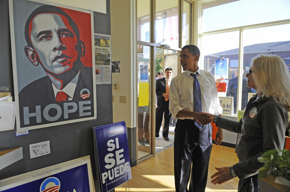 How The Cool Kids Killed Obama's Grassroots Movement