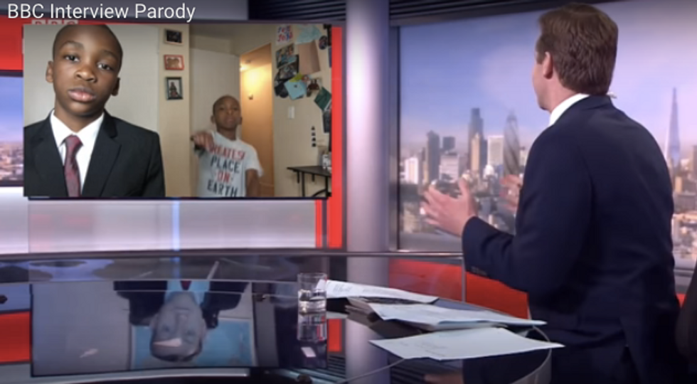 New BBC Parody Videos Are The Internet We Need Right Now