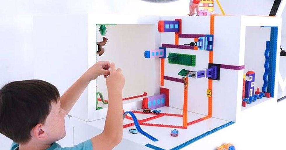 Nimuno Loops Take Lego Building To The Next Level