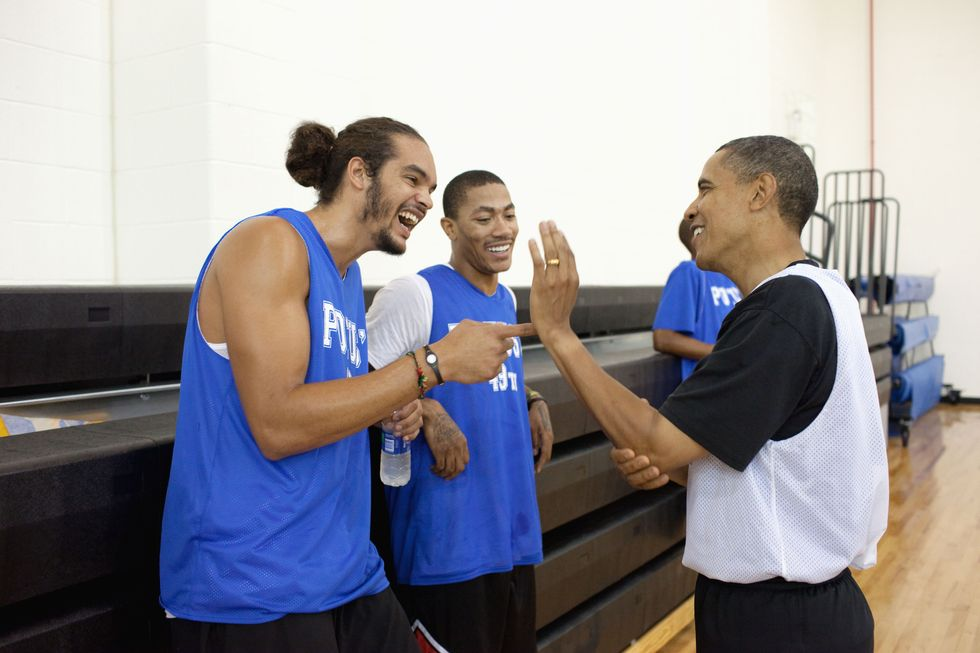 What Barack Obama's March Madness Bracket Says About The Most Basketball-Loving President Ever