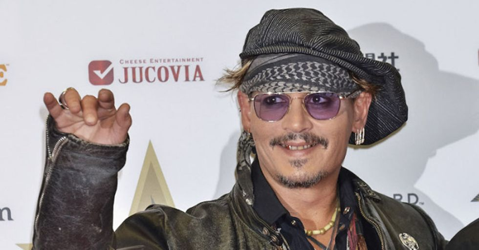 Why Isn't Johnny Depp's $30,000-A-Month Wine 'Habit' Being Called An 'Addiction'?