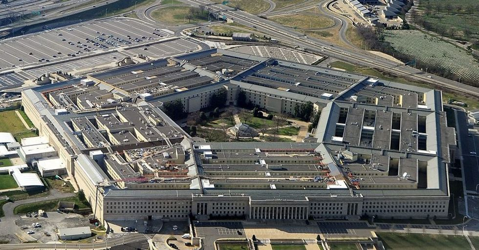 Pentagon Tells Employees Not To Stream March Madness Because They're Wasting Military Resources
