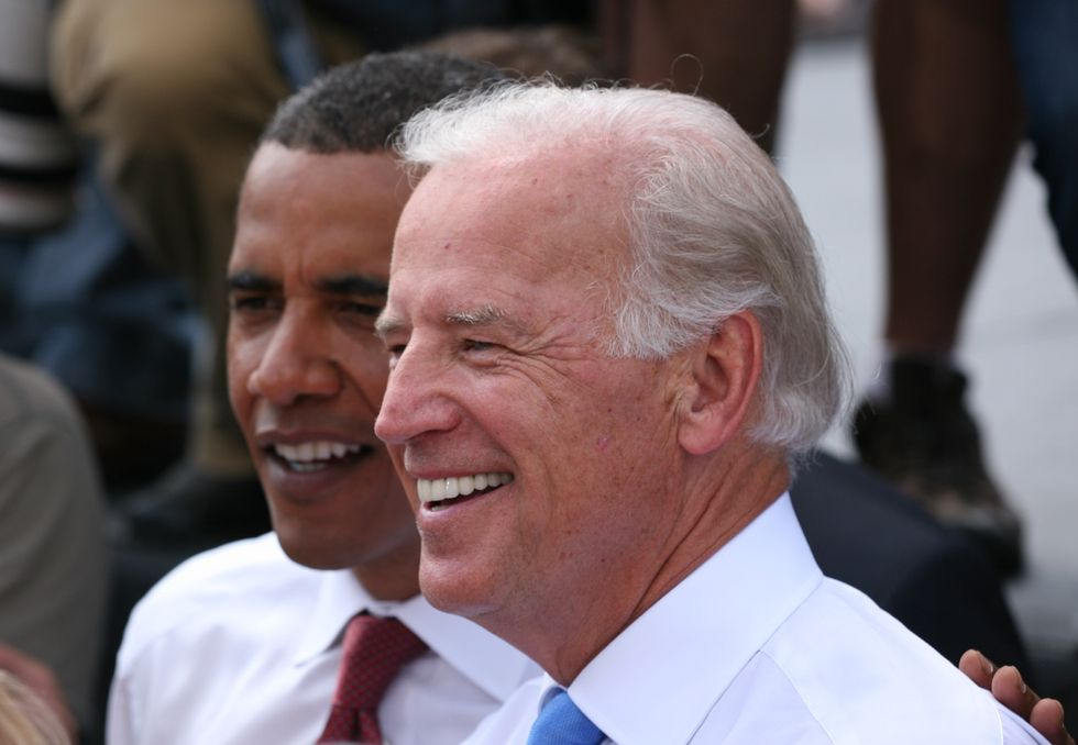 Joe Biden Just Made Everyone's Day With Surprise Return To Politics
